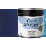 Tinta Grabado Ecológica Azul Primario (Cian), Lata 250 gr.