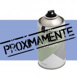 Pintura Tiza en Spray, Azul Horizonte, 300 ml