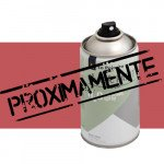 Pintura Tiza en Spray, Marsala, 300 ml