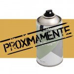Pintura Tiza en Spray, Ocre Sahara, 300 ml