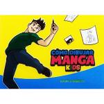 Cuaderno Paso a Paso, Cómo Dibujar Manga Kids, Talens