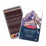 Estuche de 12 lápices Coloursoft Derwent