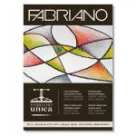 Bloc Fabriano Unica 250 gr, 21x29.7cm (A4), 20 h. (blanco)
