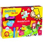 Giotto Be-Bè: Set de pasta, Model & Puzzle