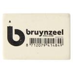 Goma de borrar extrablanda, 42 x 30 mm, Bruynzeel