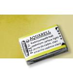 Acuarela Schmincke Horadam, Transparente Oro Verde 537, Godet Completo.