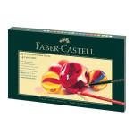 Estuche 20 Poychromos + 4 lápices 9000 Faber Castell