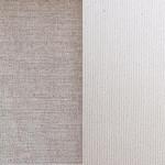 Tela de lino belga imprimado, 400 gr, Gr. medio, rollo (2,10x10 m)