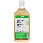 Medium para colores al óleo Titan (1000 ml)