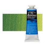 Óleo al agua Winsor & Newton Artisan color verde vejiga permanente (37 ml)