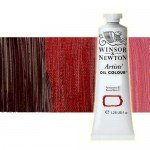 Óleo Winsor & Newton Artists color carmesí alizarina (37 ml)