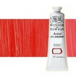 Óleo Winsor & Newton Artists color rojo brillante (37 ml)