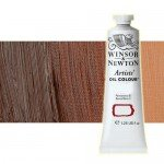Óleo Winsor & Newton Artists color siena tostada (37 ml)