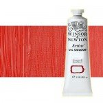 Óleo Winsor & Newton Artists color rojo cadmio (37 ml)