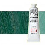 Óleo Winsor & Newton Artists color verde cobalto cromado (37 ml)