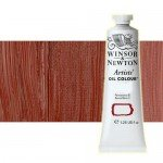 Óleo Winsor & Newton Artists color rojo indio (37 ml)