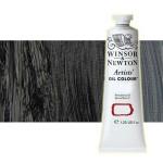 Óleo Winsor & Newton Artists color negro humo (37 ml)