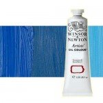 Óleo Winsor & Newton Artists color tono azul manganeso (37 ml)