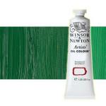 Óleo Winsor & Newton Artists color verde permanente (37 ml)