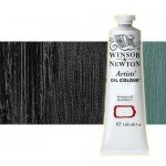 Óleo Winsor & Newton Artists color negro perileno (37 ml)