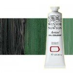 Óleo Winsor & Newton Artists color verde Prusia (37 ml)