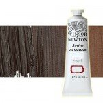 Óleo Winsor & Newton Artists color óxido marrón transparente (37 ml)