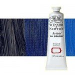 Óleo Winsor & Newton Artists color azul Winsor matiz rojo (37 ml)