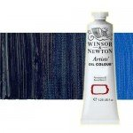 Óleo Winsor & Newton Artists color azul Winsor matiz verde (37 ml)
