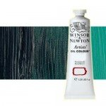 Óleo Winsor & Newton Artists color verde Winsor (37 ml)