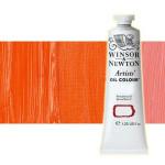 Óleo Winsor & Newton Artists color naranja Winsor (37 ml)
