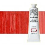 Óleo Winsor & Newton Artists color rojo Winsor (37 ml)