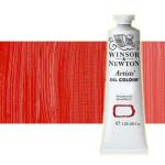 Óleo Winsor & Newton Artists color rojo Winsor (37 ml)