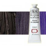 Óleo Winsor & Newton Artists color violeta Winsor (37 ml)
