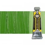 Óleo Rembrandt color Verde Cinabrio Medio (40 ml.)