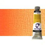 Óleo Van Gogh color anaranjado azo (60 ml)