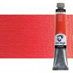 Óleo Van Gogh color rojo azo oscuro (200 ml)