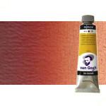 Óleo Van Gogh color rojo óxido transparente (60 ml)