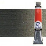 Óleo Van Gogh color negro marfil (200 ml)