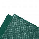 Plancha de corte profesional XXL, 100x200cm., 5 capas