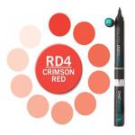 Rotulador Chameleon Rojo Crimson RD4