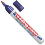 Rotulador permanente Edding 8280 invisible con tinta UV 1,5-3mm.