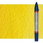 Rotulador de acuarela tono amarillo de cadmio claro Winsor & Newton doble punta pincel