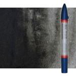 Rotulador de acuarela negro marfil Winsor & Newton doble punta pincel
