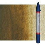 Rotulador de acuarela Tierra de siena natural Winsor & Newton doble punta pincel