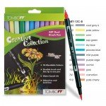 Rotulador Tombow, Set de 12 Colores Pasteles