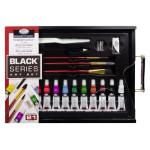 Set de acuarela Black Series (21 piezas), Royal&Langnickel