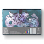 Set de regalo Postales decorativas Winsor & Newton