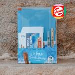 Set Urban Sketching, BLUE EDITION