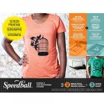 Kit serigrafia Intermedio Speedball