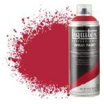 Pintura en Spray Carmín quinacidrona 0110, Liquitex acrílico, 400 ml.